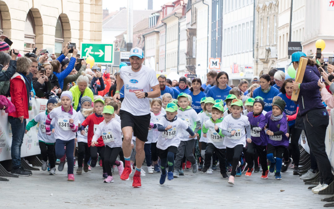 Weltkulturerbelauf 2019 – Böhnlein Runners und Bambinis rocken die Läufe!