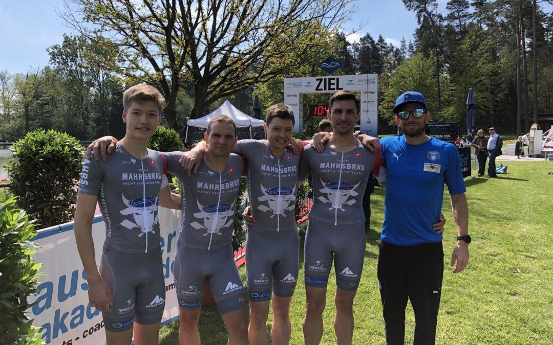 Böhnlein Sports startet in die Triathlon Landes- und Regionalliga!