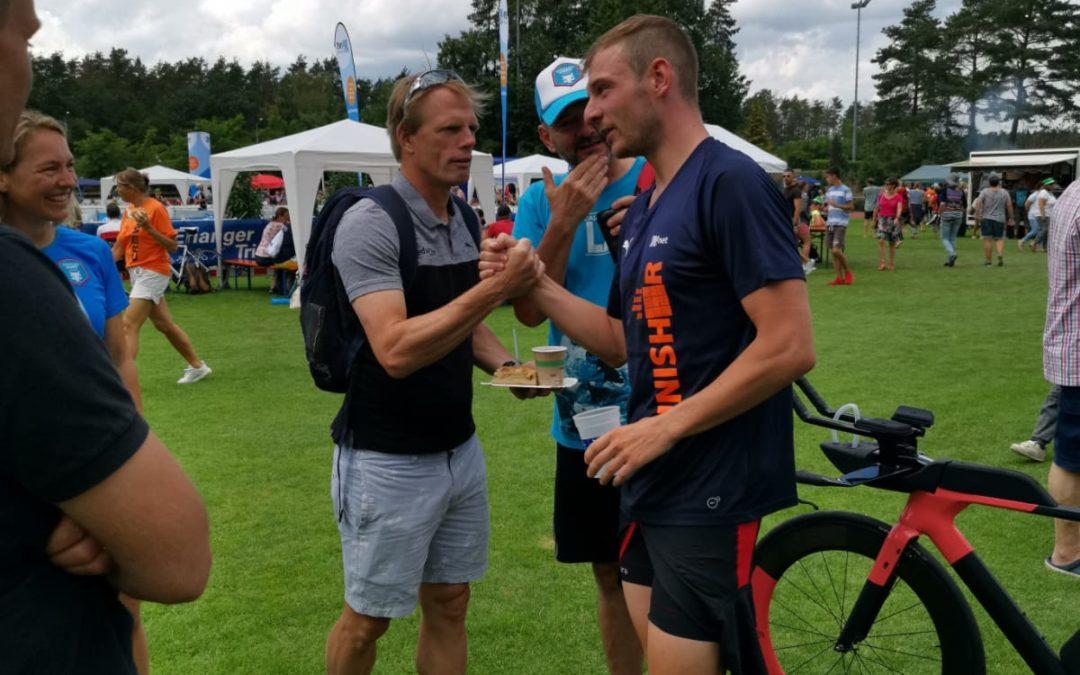 M-net Erlanger Triathlon (21.07.2019) – Geballte Böhnlein Power auf der Mitteldistanz!