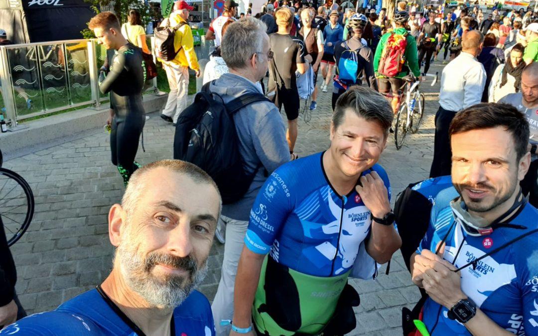 Allgäu Triathlon (18.08.2019) – 7 Böhnlein Sportler am Start beim traditionsreichen und anspruchsvollen Triathlon