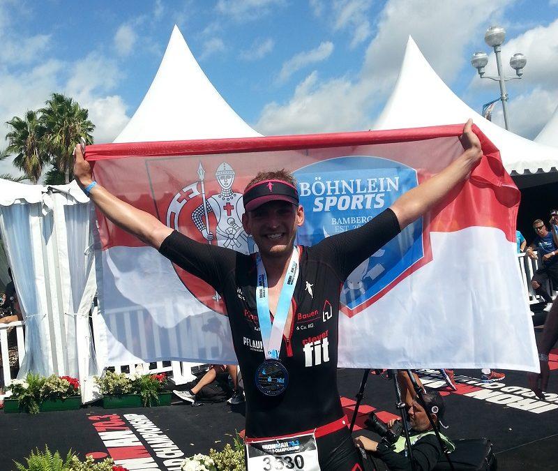 Ironman 70.3 WM Nizza (08.09.2019) – Daniel Wolf und Matthias Türk erfüllen sich ihren Traum an der Cote d'Azur!