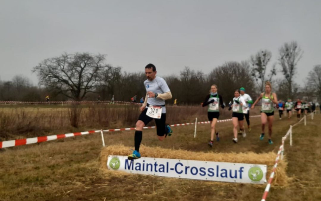 5. Maintal-Crosslauf Kemmern (26.01.2020)